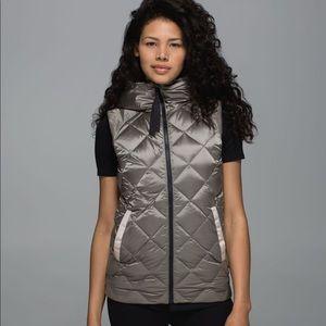 Lululemon reversible goose down vest